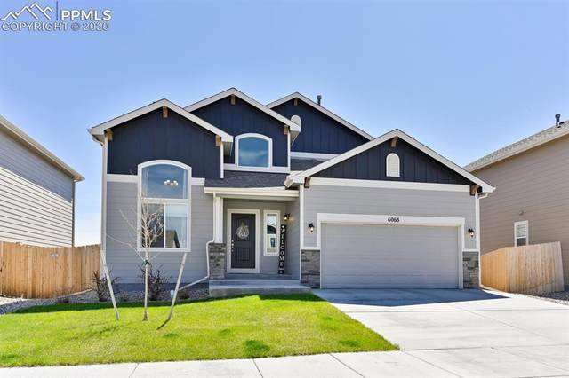 6063 Jorie Road, Colorado Springs, CO 80927 (#4156573) :: The Kibler Group