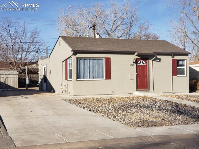 1725 Morrison Avenue, Pueblo, CO 81005 (#4156909) :: Venterra Real Estate LLC