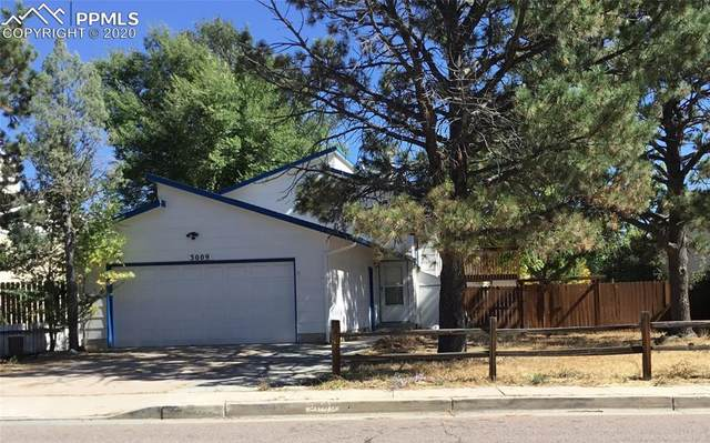 3009 W Monica Drive, Colorado Springs, CO 80916 (#4160299) :: Action Team Realty