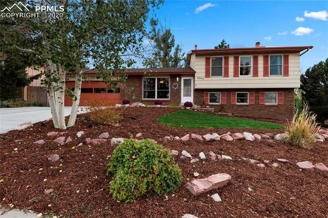 2245 Roundtop Drive, Colorado Springs, CO 80918 (#4160556) :: CC Signature Group