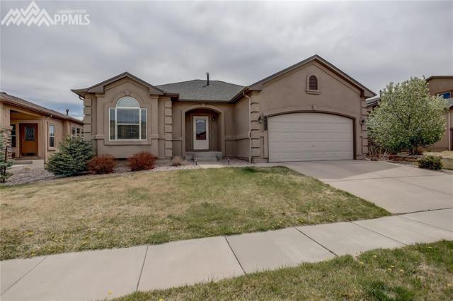 6007 Cumbre Vista Way, Colorado Springs, CO 80924 (#4162336) :: Jason Daniels & Associates at RE/MAX Millennium