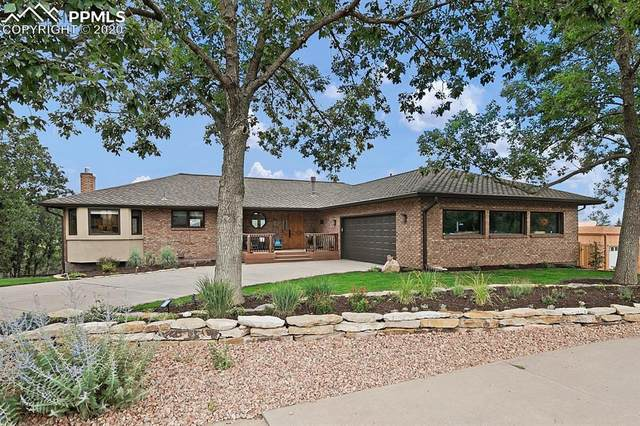 1370 Indian Oaks Place, Manitou Springs, CO 80829 (#4166160) :: Fisk Team, RE/MAX Properties, Inc.