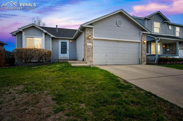 8528 Dassel Drive, Fountain, CO 80817 (#4168304) :: Re/Max Structure