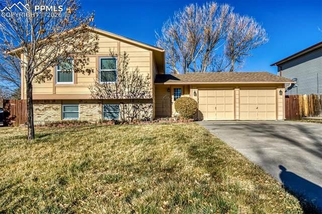 7340 Painted Rock Drive, Colorado Springs, CO 80911 (#4168314) :: Venterra Real Estate LLC