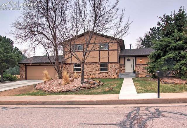 1025 Oak Hills Drive, Colorado Springs, CO 80919 (#4168845) :: HomeSmart