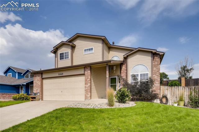 3560 Richmond Drive, Colorado Springs, CO 80922 (#4169310) :: The Hunstiger Team