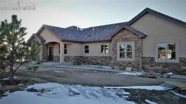 4460 Settlers Ranch Road, Colorado Springs, CO 80908 (#4173119) :: The Hunstiger Team