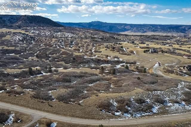 3555 Castle Butte Drive, Castle Rock, CO 80109 (#4173863) :: 8z Real Estate
