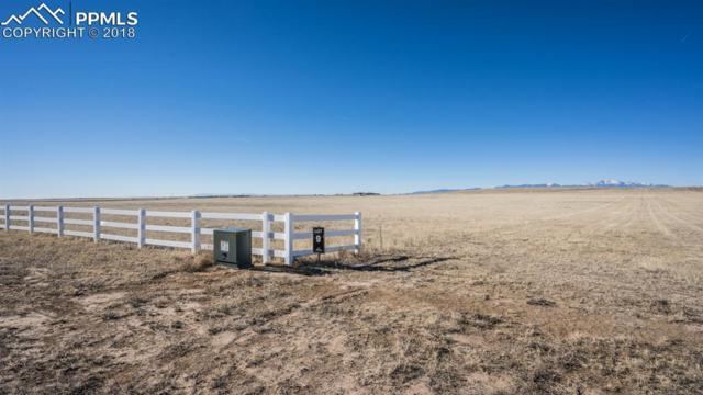 18310 Good Life View, Calhan, CO 80808 (#4174133) :: The Hunstiger Team