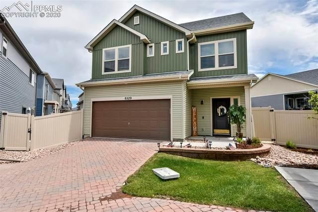 6529 Shadow Star Drive, Colorado Springs, CO 80927 (#4175711) :: Fisk Team, RE/MAX Properties, Inc.