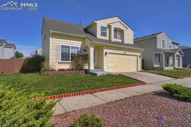 4536 Clinebell Lane, Colorado Springs, CO 80916 (#4176854) :: The Treasure Davis Team