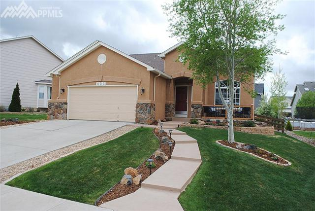 431 Oxbow Drive, Monument, CO 80132 (#4177827) :: Fisk Team, RE/MAX Properties, Inc.