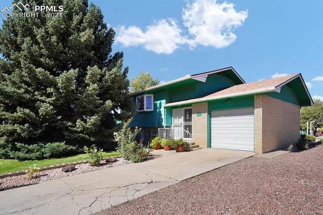 196 Fay Drive, Colorado Springs, CO 80911 (#4179635) :: 8z Real Estate