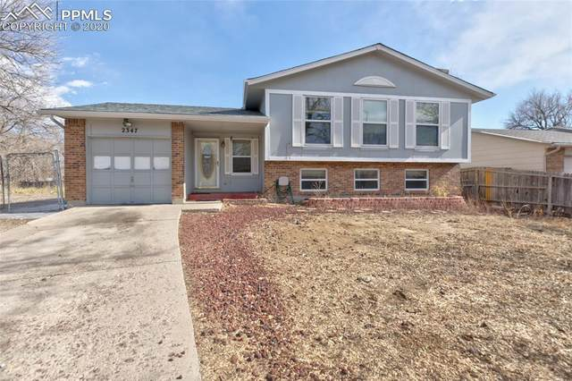 2347 Cather Circle, Colorado Springs, CO 80916 (#4179697) :: The Daniels Team