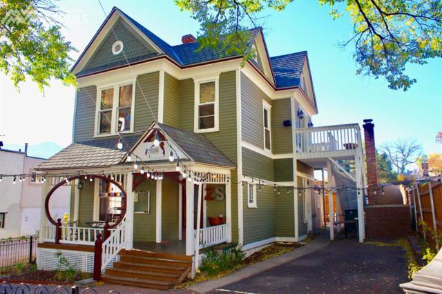 2 S 25th Street, Colorado Springs, CO 80904 (#4179732) :: 8z Real Estate