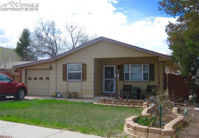 1112 Quivira Drive, Colorado Springs, CO 80910 (#4182338) :: The Treasure Davis Team