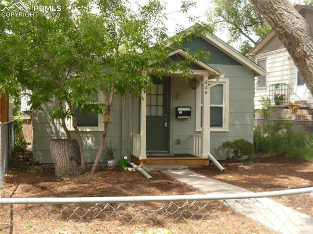626 Bonfoy Avenue, Colorado Springs, CO 80909 (#4182530) :: Colorado Home Finder Realty
