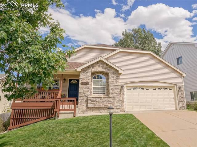 5725 E Wells Fargo Drive, Colorado Springs, CO 80918 (#4186035) :: Jason Daniels & Associates at RE/MAX Millennium