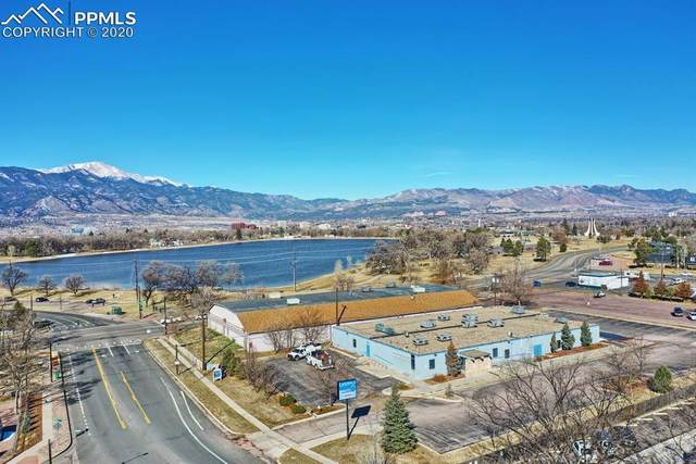 575 S Union Boulevard, Colorado Springs, CO 80910 (#4186482) :: Fisk Team, RE/MAX Properties, Inc.