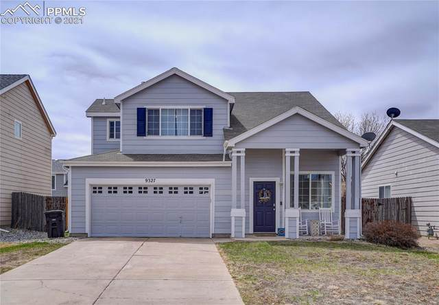 9327 Pony Gulch Road, Colorado Springs, CO 80925 (#4191173) :: The Gold Medal Team with RE/MAX Properties, Inc