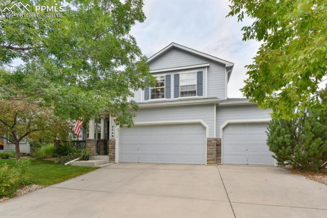 9548 Penstemon Court, Colorado Springs, CO 80920 (#4192595) :: Action Team Realty
