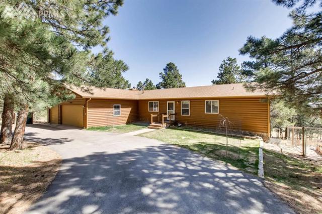 17225 Lodgepole Road, Peyton, CO 80831 (#4192774) :: The Peak Properties Group