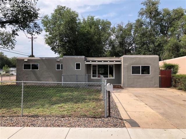 100 Rose Drive, Colorado Springs, CO 80911 (#4193680) :: The Hunstiger Team