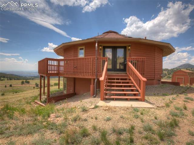 502 County Road 89 Road, Cripple Creek, CO 80813 (#4197260) :: 8z Real Estate