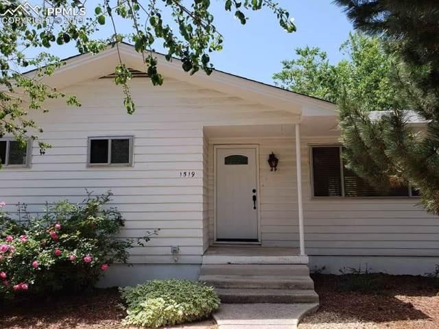1519 W Boulder Street, Colorado Springs, CO 80904 (#4197282) :: Fisk Team, RE/MAX Properties, Inc.