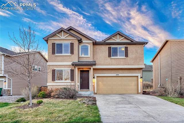 1074 Diamond Rim Drive, Colorado Springs, CO 80921 (#4199575) :: The Dixon Group