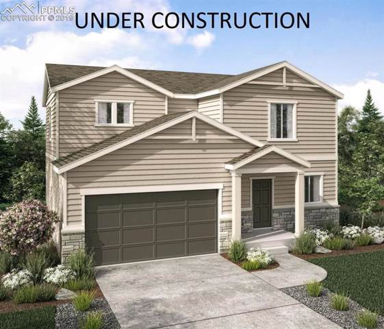 7237 Boreal Drive, Colorado Springs, CO 80915 (#4199885) :: Tommy Daly Home Team
