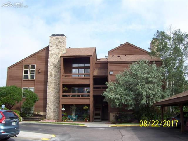 140 W Rockrimmon Boulevard #303, Colorado Springs, CO 80919 (#4200525) :: RE/MAX Advantage