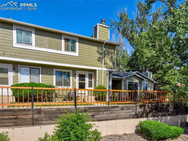2609 Hearthwood Lane, Colorado Springs, CO 80917 (#4202392) :: The Kibler Group