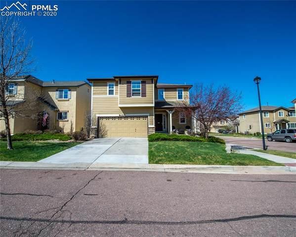 11858 Black Maple Lane, Colorado Springs, CO 80921 (#4204057) :: Action Team Realty