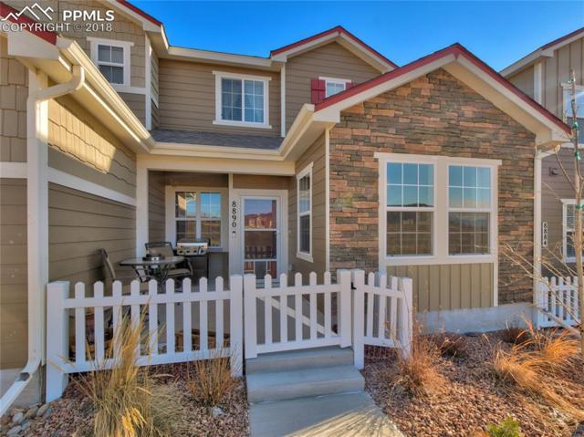 8890 White Prairie View, Colorado Springs, CO 80924 (#4204424) :: The Kibler Group