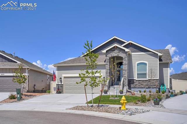 10114 Golf Crest Drive, Peyton, CO 80831 (#4205045) :: The Harling Team @ HomeSmart