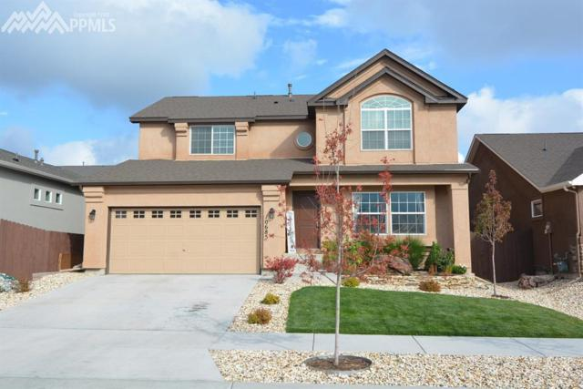 10685 Echo Canyon Drive, Colorado Springs, CO 80908 (#4206048) :: The Hunstiger Team