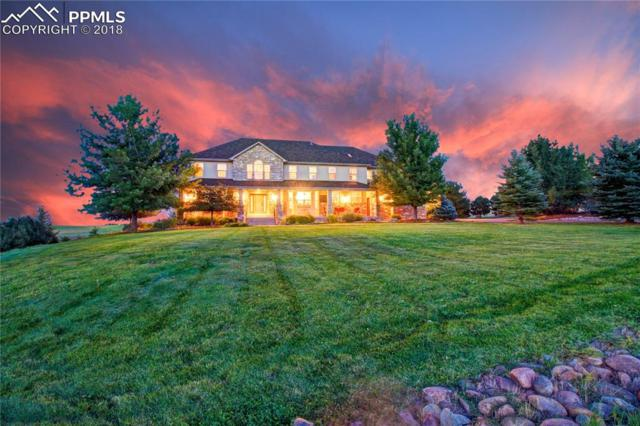 7530 Flintwood Road, Parker, CO 80138 (#4207050) :: Action Team Realty
