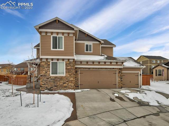 12529 Culebra Peak Drive, Peyton, CO 80831 (#4208067) :: The Peak Properties Group
