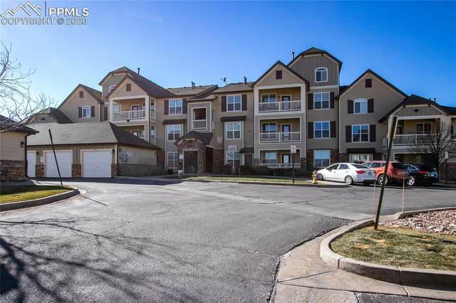 5378 Palomino Ranch Point #203, Colorado Springs, CO 80922 (#4208373) :: Finch & Gable Real Estate Co.