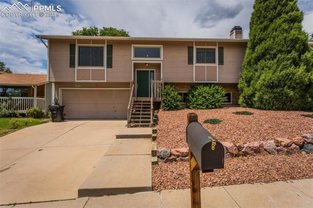 850 Columbine Avenue, Colorado Springs, CO 80904 (#4208549) :: The Treasure Davis Team