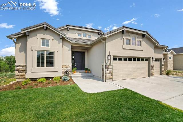 3237 Viridian Point, Colorado Springs, CO 80904 (#4215415) :: Tommy Daly Home Team