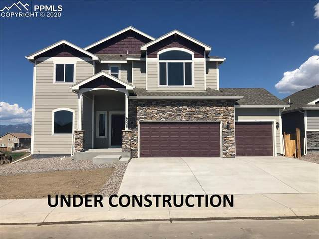 12694 Windingwalk Drive, Peyton, CO 80831 (#4217030) :: Tommy Daly Home Team