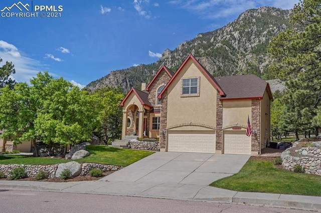645 Paisley Drive, Colorado Springs, CO 80906 (#4217802) :: Fisk Team, eXp Realty