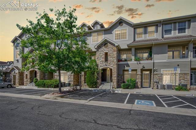 1520 S Florence Way #117, Aurora, CO 80247 (#4217973) :: Tommy Daly Home Team
