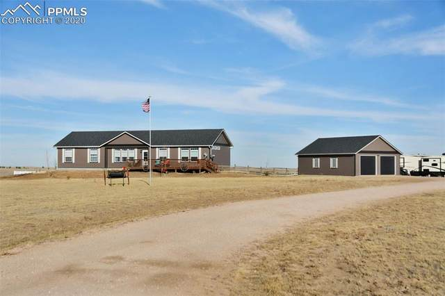 31600 Ridge Road, Ramah, CO 80832 (#4218125) :: Action Team Realty