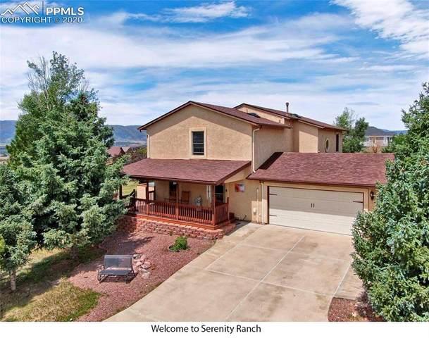 15570 Castlegate Court, Colorado Springs, CO 80921 (#4218281) :: The Treasure Davis Team