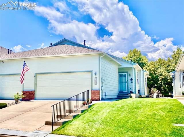 3910 Leah Heights, Colorado Springs, CO 80906 (#4218833) :: Venterra Real Estate LLC