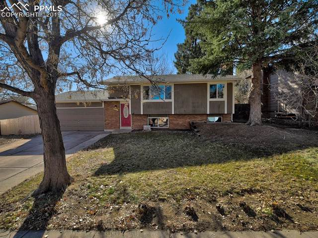 1285 Amsterdam Drive, Colorado Springs, CO 80907 (#4220200) :: The Daniels Team