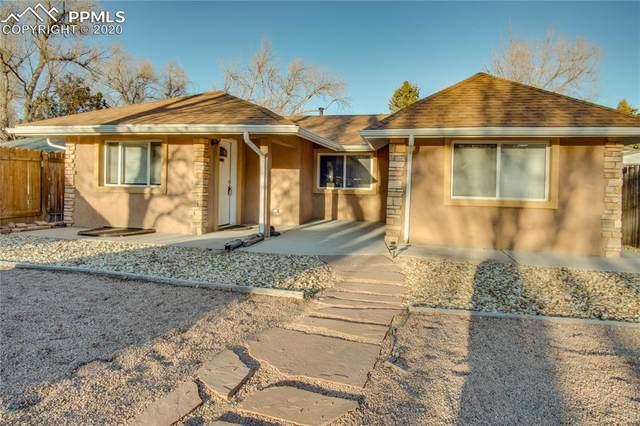 1713 Arbor Way, Colorado Springs, CO 80905 (#4220720) :: The Treasure Davis Team